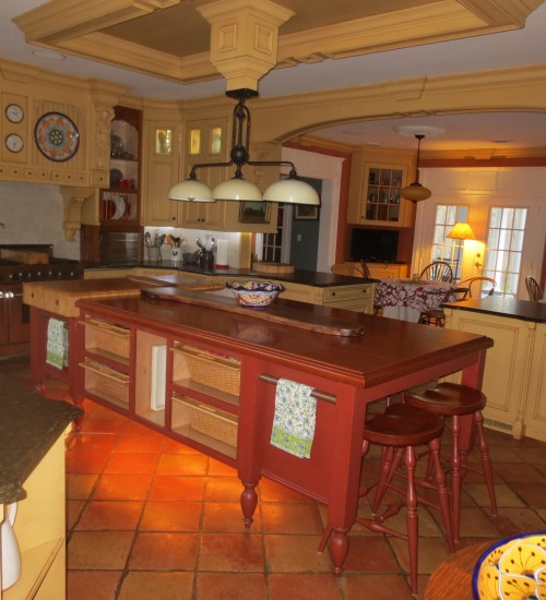 Traditional Kitchen Morris County