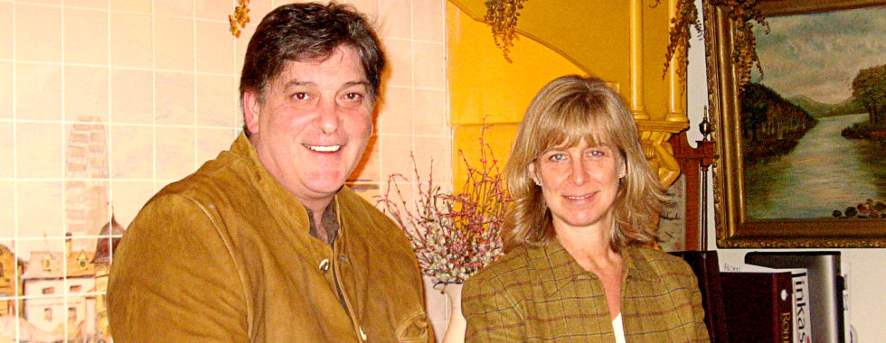 Owners Ellen & Rudy Grasser
