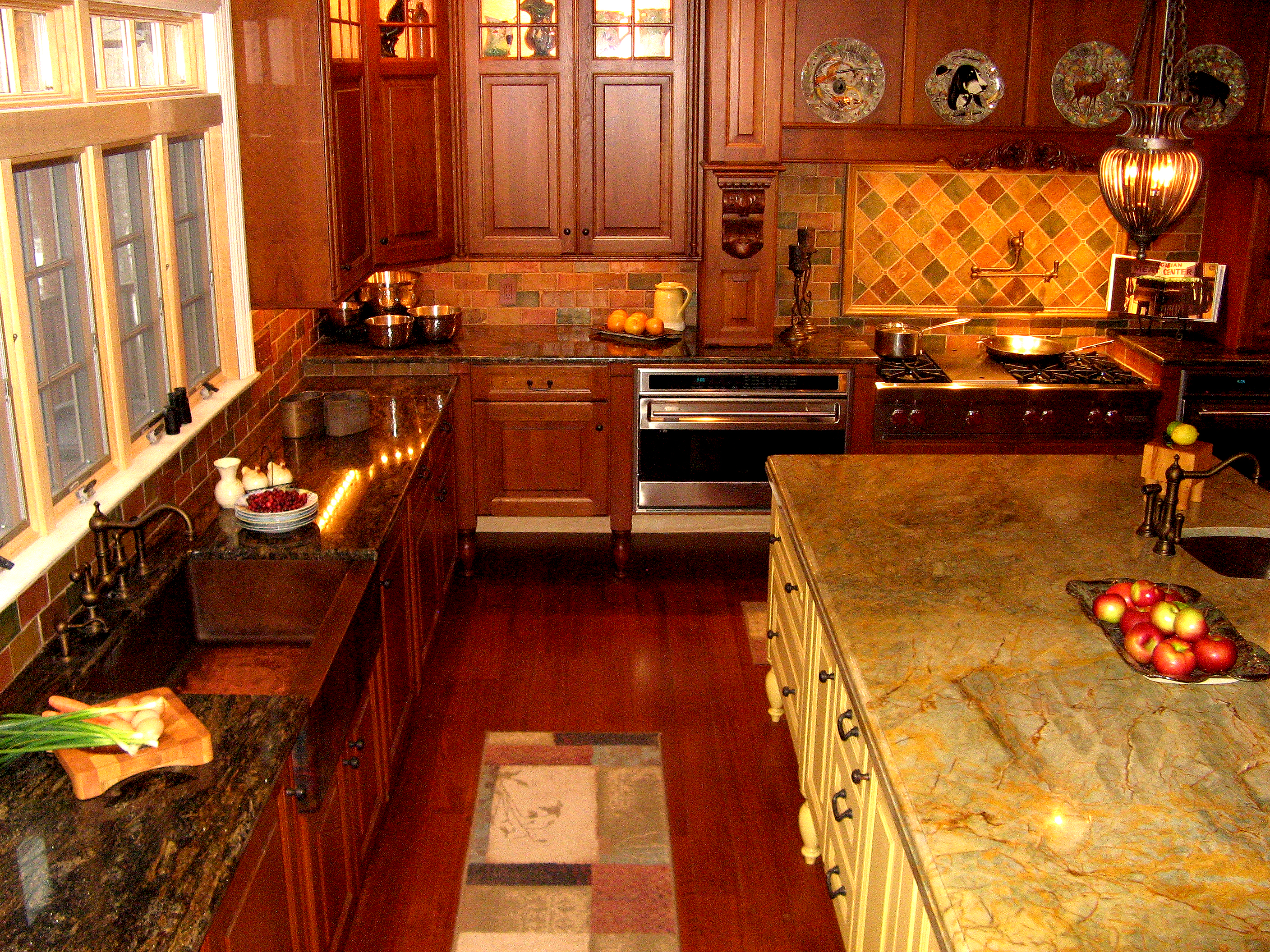 Kitchen Beautiful Custom Cabinets
